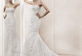 The Timeless Classic – A Lace Wedding Dress